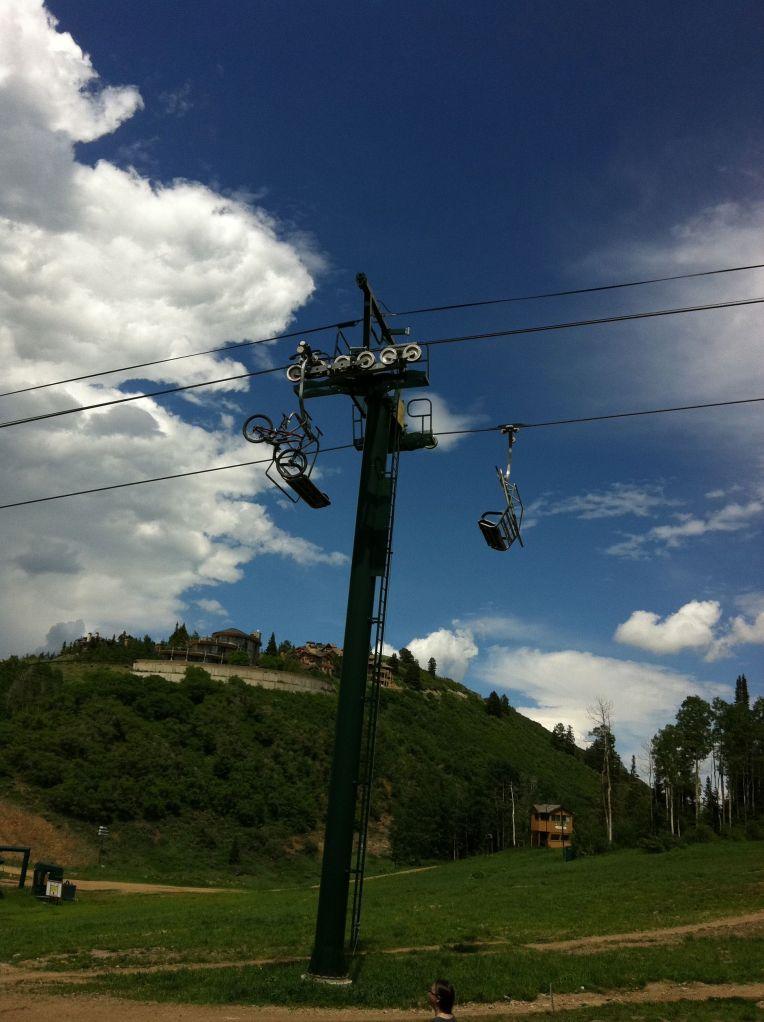 Sterling Chair LIft Deer Valley Utah